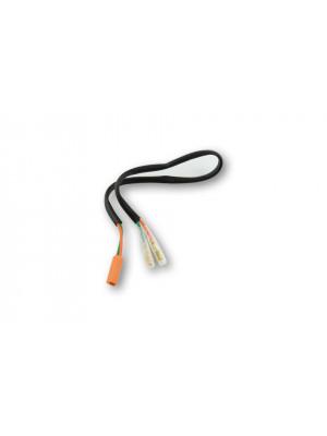 [207-056] Adapterkabel till blinkers/Honda + Kawa