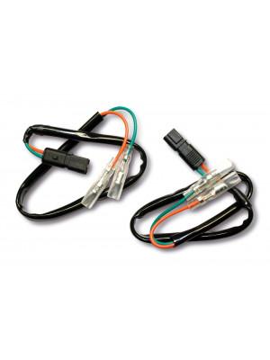 [207-081] Adapterkabel till blinkers, several BMW, säljs parvist