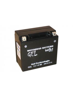 [299-214] Bike Power batteri GEL YTX14-BS