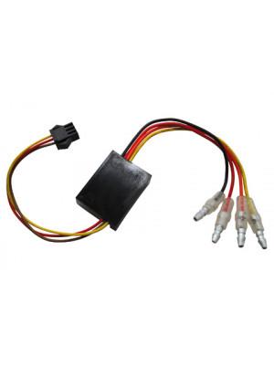 [254-300B1] Reserv-elektronikbox 1 för bakljus-/blinkers-enhet BLAZE