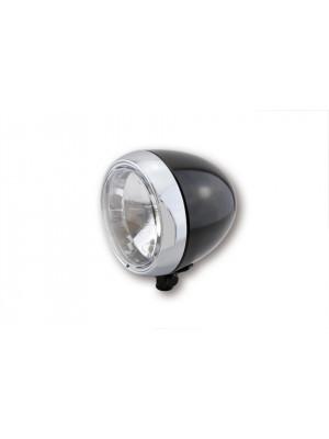 [223-042] SHIN YO huvudstrålkastare 4 1/2 tum med positionsljus, glänsande svart