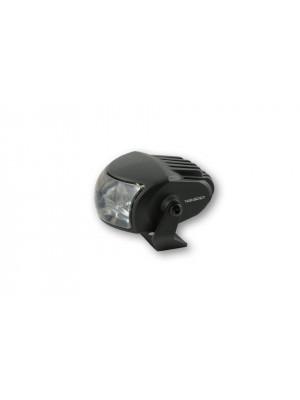 [223-451] LED halvljusstrålkastare COMET- LOW, matt svart