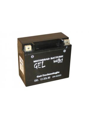 [299-218] Bike Power batteri GEL YTX20L-BS