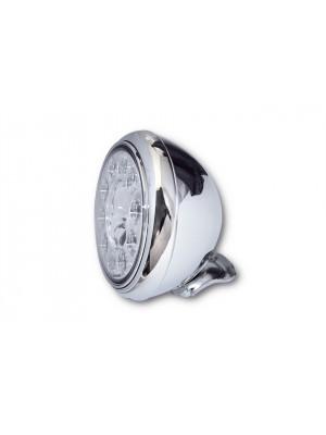 [223-1V1] 7 tum HD-STYLE TYP 1 LED-strålkastare