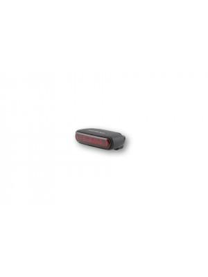 [255-181] LED bakljus ORGANIC, rött glas