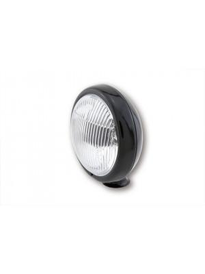 [222-053] SHIN YO 4 1/2 tum dimljusstrålkastare, glänsande svart