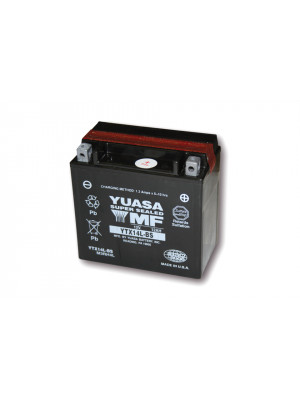 [291-222] Battery YTX 14L-BS maintenance free