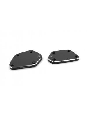 [426-400] CNC lock för kopplings- och bromsvätksebehållare för BMW RnineT 14-16 svart anodiserat