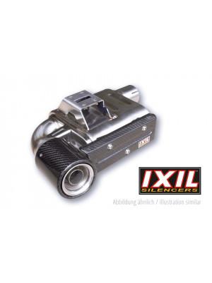 [068-980-4] SX1 rostfritt helsystem ljuddämpare, Yamaha MT-09, XSR 900, 16-