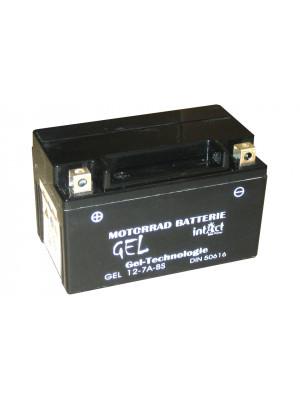 [299-208] Bike Power batteri GEL YTX7A-BS