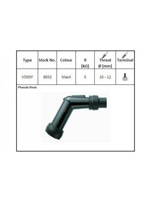 [212-505] Tändhatt, VD-05 F, till 12 mm, 120°