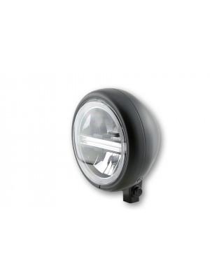 [223-22V1] 5 3/4 tum LED-strålkastare PECOS TYP 6 med TFL
