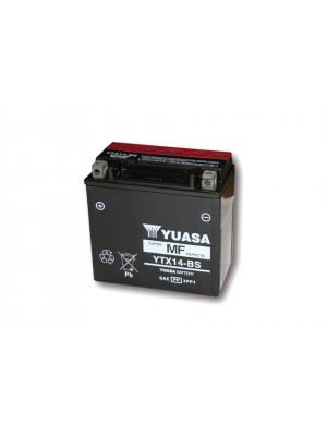 [291-214] Battery YTX 14-BS maintenance free