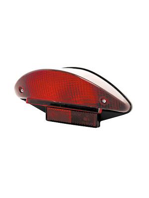 [255-926] Superbike bakljus med rött glas
