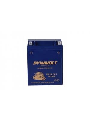 [299-075-1] Dynavolt Bike Power batteri GEL YB14L-A2
