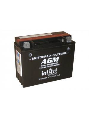 [297-227] Bike Power battery YTX24HL-BS incl. acid-pac