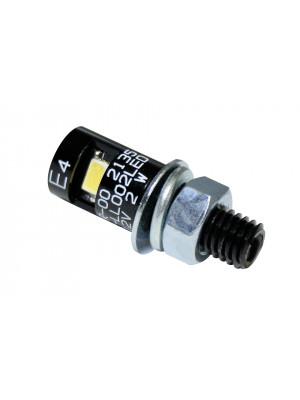 [256-063] LED-regskyltsbelysning