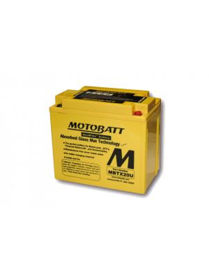 [294-160] Batteri MBTX20U, 4-polig