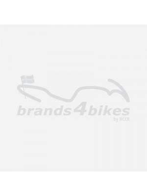 [118-GLKSW] Fottpinneled-kit vikbar för 2Slide-Rastenanlagen, svart