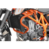 [554-042] Motorbågar KTM 690 Duke 12-18 orange