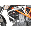 [554-044] Motorbågar KTM 690 Duke Bj. 12-18 silver