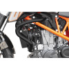 [554-043] Motorbågar KTM 690 Duke Bj. 12- svart