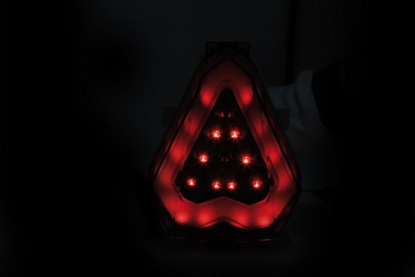 [253-389] LED bakljus för YAMAHA R6