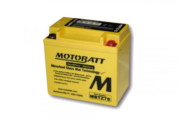 [294-020] Batteri MBTZ7S
