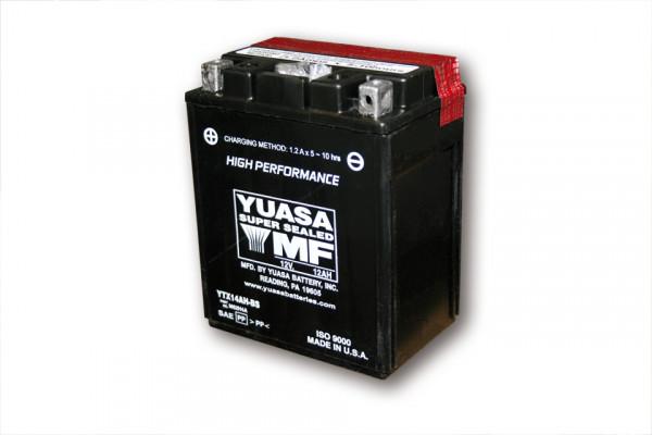 [291-224] Battery YTX 14AH-BS maintenance free