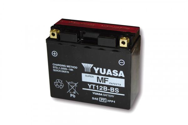 [291-305] Battery YT12 B-BS(YT 12B-4) maintenance free