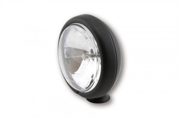 [222-05] 4 1/2 tum helljusstrålkastare, matt svart