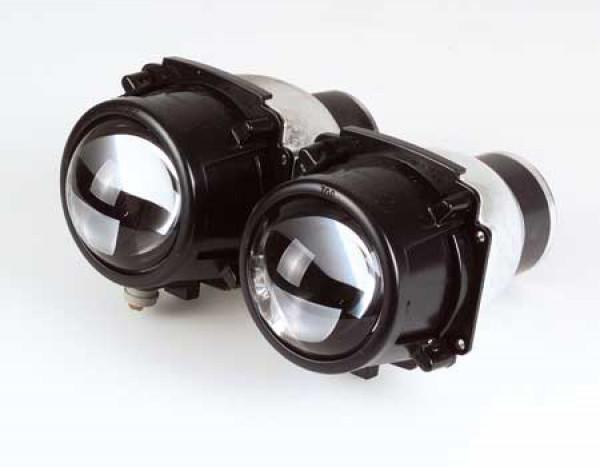 [223-317] Projektionsljusstrålkastare parvis H3