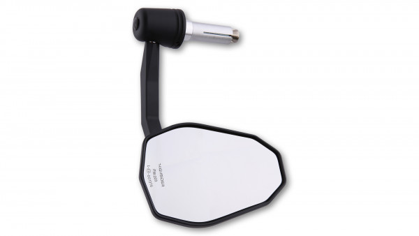 [301-127] Handlebar end mirror VICTORY-BLAST with LED indicators