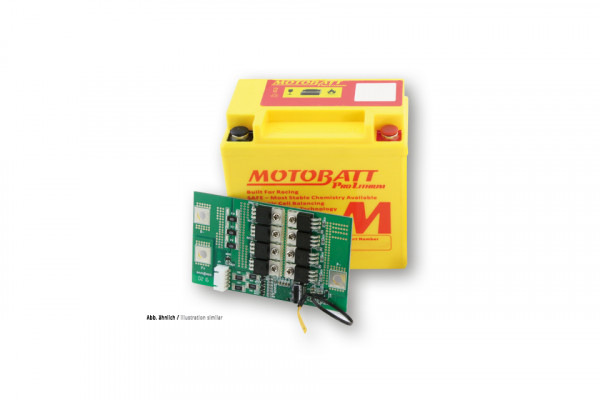 [295-410] Litiumjonbatteri MPLX12U-HP