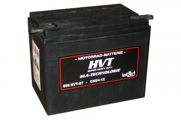 [298-229] Bike Power batteri HVT CHD4-12, fyllt och laddat