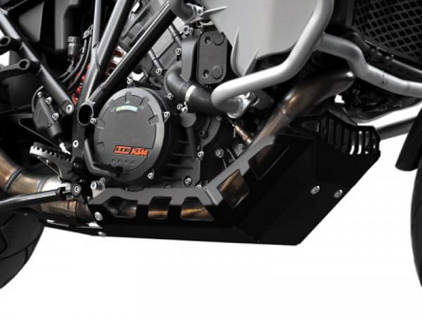 [555-005] Motorskydd KTM 1190 Adventure, 13-, svart