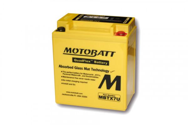 [294-030] Batteri MBTX7U