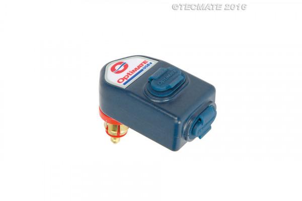 OPTIMATE Universell DUAL USB laddare 3300mA