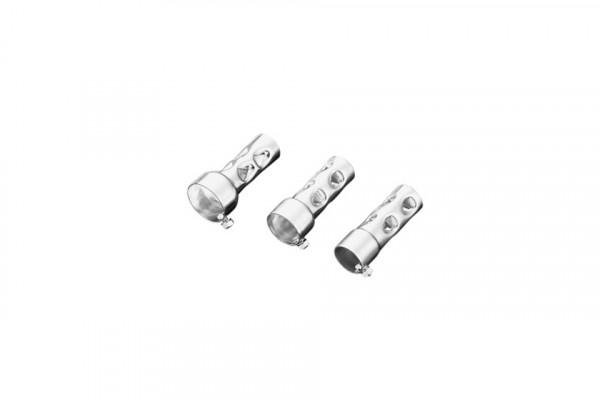 [HH65-821] HIGHWAY HAWK Insats för insatslösa rör (drag pipes), 50mm, 10 cm lång