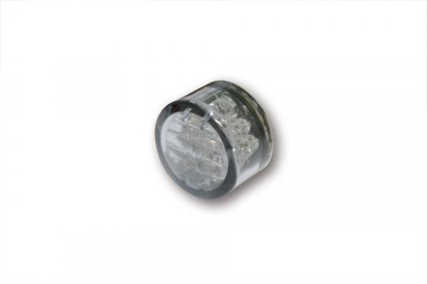 [204-143] LED-blinkers PIN för inbyggnad.