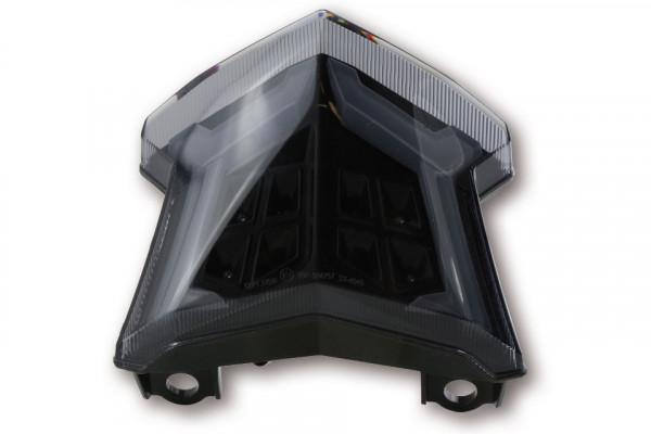[253-399] LED bakljus KAWASAKI Z 900, Z 650, NINJA 650, år 17-