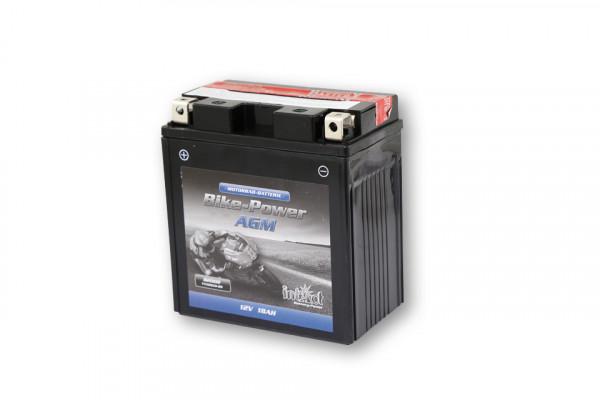 [297-220] Bike Power battery CTX 20 CH-BS maintenance free-incl. acid-package