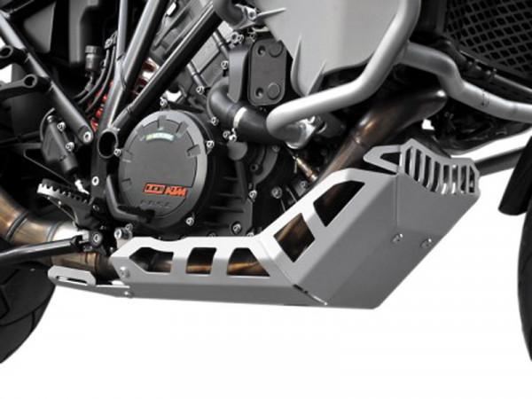 [555-006] Motorskydd KTM 1190 Adventure, 13-, silver
