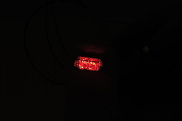 [254-145] SMD blinkers-, bak-, bromsljuskombination MODUL 1 PRO, tonat glas, par
