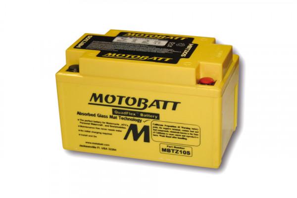 [294-040] Batteri MBTZ10S, 4-polig