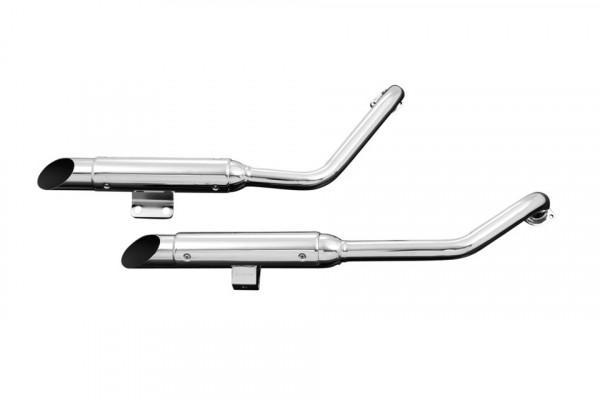 [HH653-4070] HIGHWAY HAWK komplettsystem SLASHCUT för Suzuki