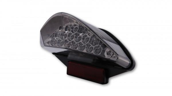 [255-940] LED-Ruecklicht SUPER BIKE 2, glas rökfärgat
