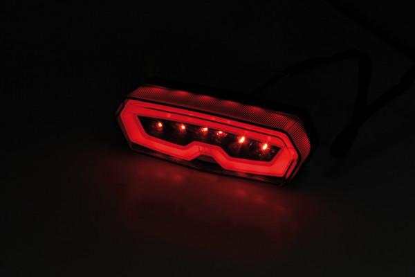 [253-383] LED bakljus HONDA MSX 125,CTX 700/N årsmodell 13-,CB/CBR 650 F årsmodell 14-