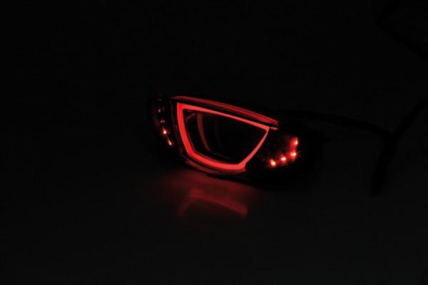 [253-396] LED bakljus för DUCATI SCRAMBLER
