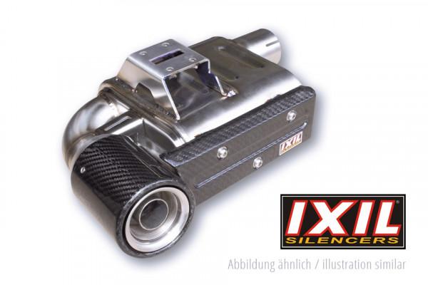 [068-899] SX1 helsystem rostfritt till Suzuki GSX-S 1000, 15-16, med katalysator., E-märkt